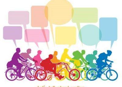 Logo fietstocht
